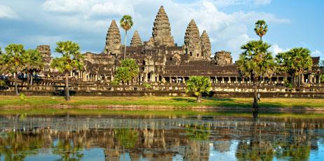 Siem Reap & Angkor Wat, Cambodia