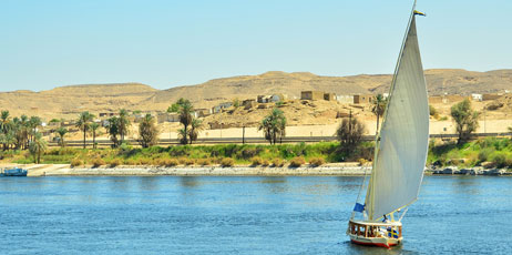 Nile Route, Egypt
