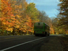 New England Fall Bus Tours