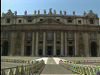 Saint Peters Square and Basilica
